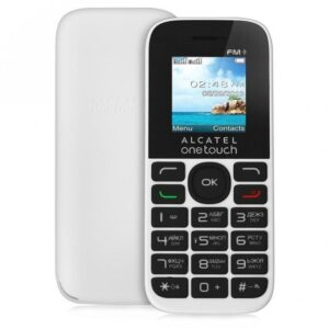 Alcatel OneTouch 1016G White