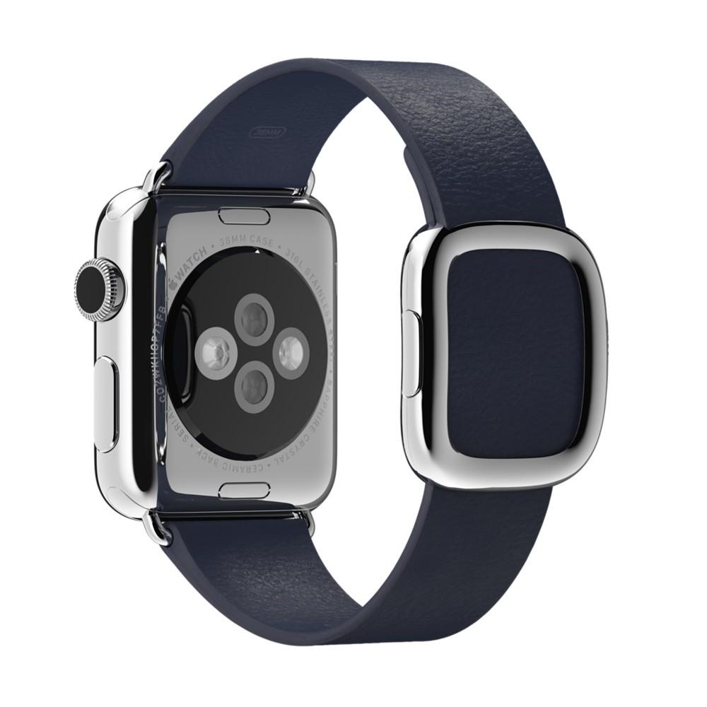 Apple Watch 38mm (MJ342) Stainless Steel Modern Medium Blue