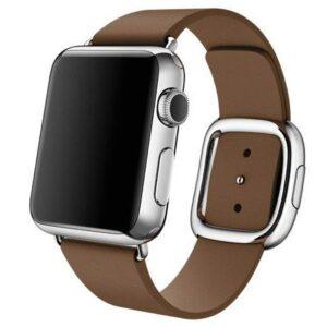 Apple Watch 38mm (MJYD2) Stainless Steel Modern Large Brown