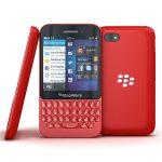 BlackBerry-Q5-Red