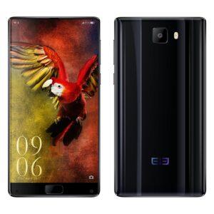 Elephone-s8-black