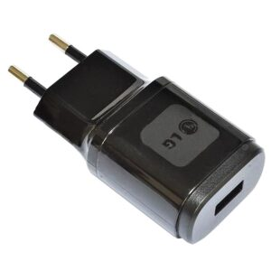 Originalni polnilni adapter LG MCS-04ER/ED USB 1.8 A BLACK