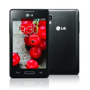 LG Optimus L4 II E440 - black