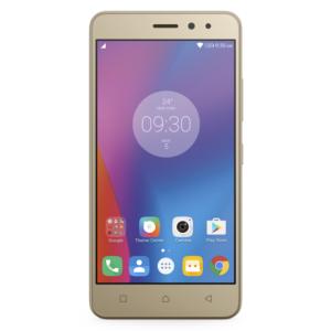 Lenovo K6 Smartphone Dual SIM 16 GB LTE Gold