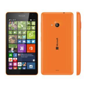 Lumia 535 orange