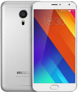 Meizu M5S Note 4G 16GB Dual SIM Silver