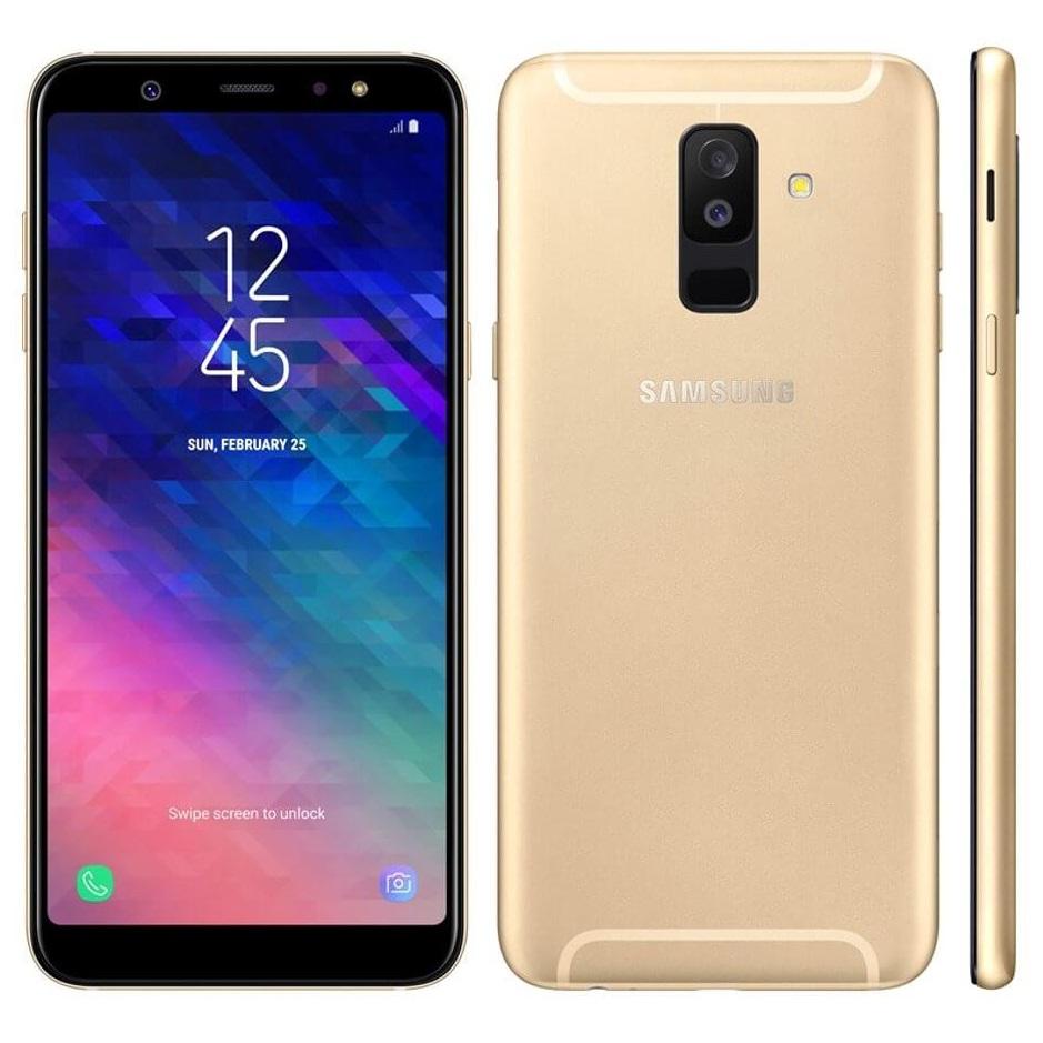 Samsung A605 Galaxy A6 Plus 2018 Dual SIM Gold