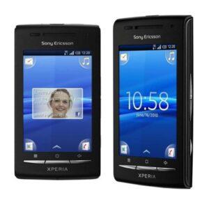 Sony-Ericsson-Xperia-X8-black