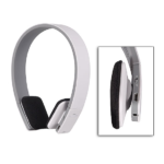 AEC Bluetooth stereo Slušalke z mikrofonom Bele