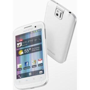 alcatel-ot-991-white