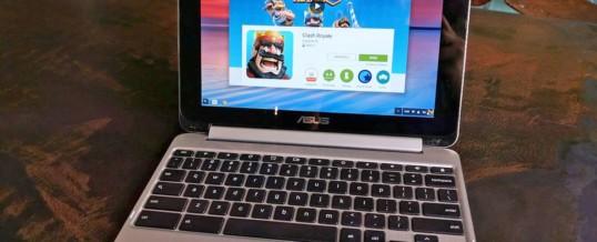 Aplikacije Android končno na voljo za Chrome OS