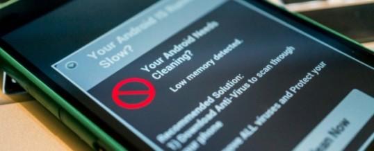 Pozor na škodljivo kodo, ki vam lahko poveča račun in izbriše vse iz mobilnega telefona