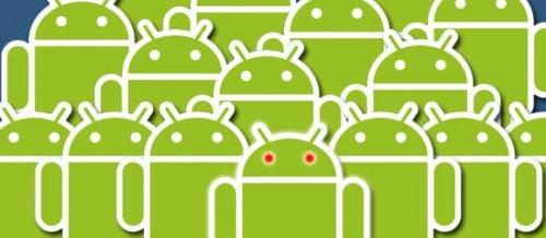 Ena od petih aplikacij za Android vsebuje škodljive vsebine