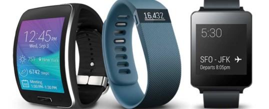 Eksplozivna rast prodaje pametnih ur in pametnih zapestnic. Zmagovalca Apple in Fitbit