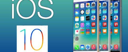 Operacijski sistem iOS 10 že na 60 odstotkih naprav