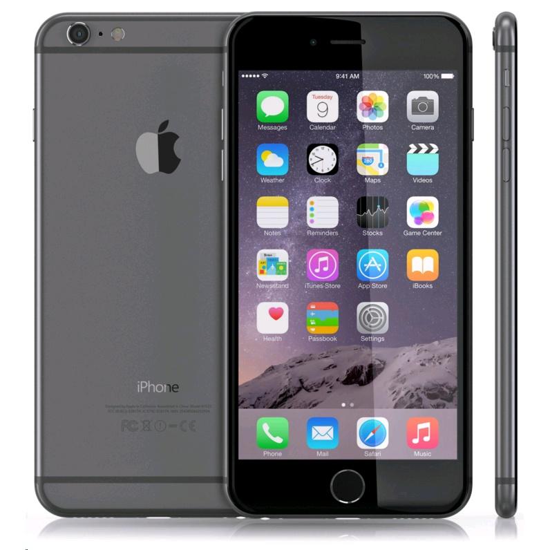 Apple iPhone 6 Plus 4G 16GB EU Space Grey