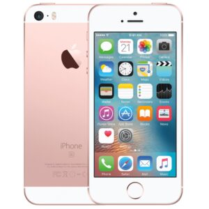 Apple iPhone SE 16GB LTE Rose Gold