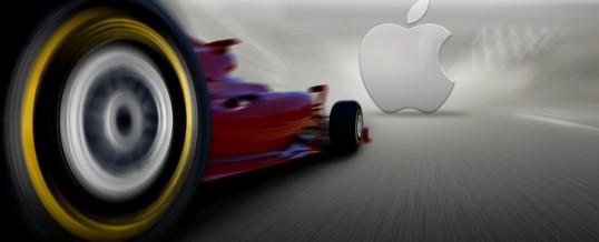 Apple naj bi bil v ožjem krogu potencialnih kupcev Formule 1