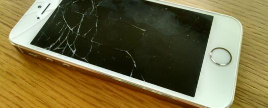 Apple zaščitil program, ki opozarja na razpokan zaslon