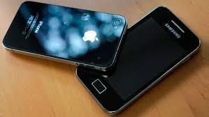 Samsung in Apple izgubljata bitko z drugimi proizvajalci telefonov