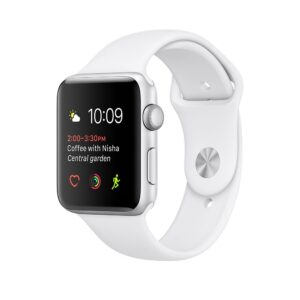 Apple Watch 2 Sport 42mm (MNPJ2) Aluminium/White