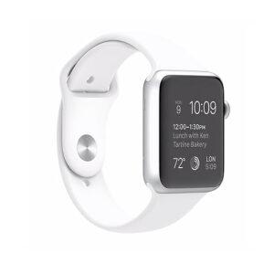 Apple Watch Sport 42mm Silver/White