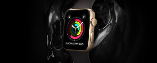 Pssst! To je namenjeno samo za ponosne lastnike ure Apple Watch