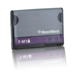 Baterija za BlackBerry 9100 Pearl 3G (F-M1)