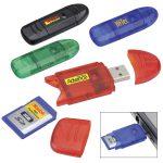 Čitalec kartic - Card reader MicroSDHC/M2