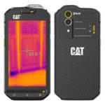 CAT S60 32GB Dual SIM LTE Black