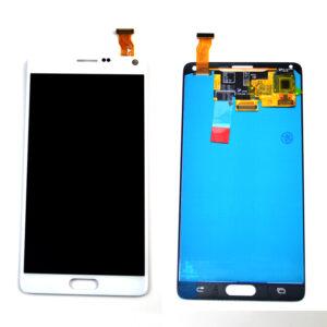 Sprednje nadomestno steklo za Samsung (N910) Galaxy Note 4