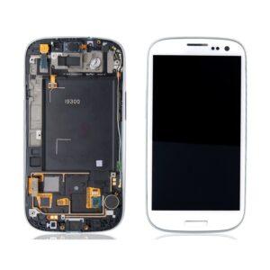 Sprednje nadomestno steklo za Samsung Galaxy (i9300) S3