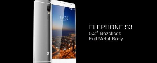 Elephone S3: tehnološka poezija