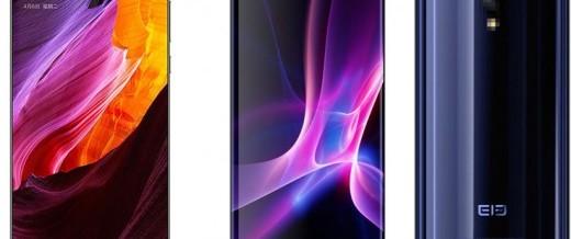 Elephone S8: Zanimivi telefon z zaslonom brez robov!