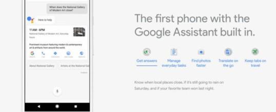 Google pred veliko strateško spremembo