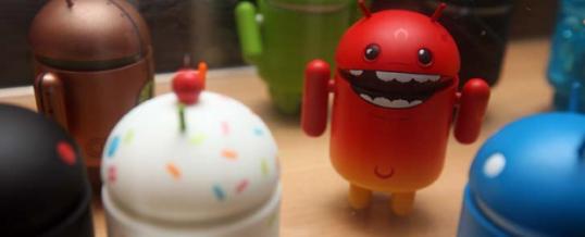 Če uporabljate Android, aplikacije prenašajte zgolj s portala Google Play!