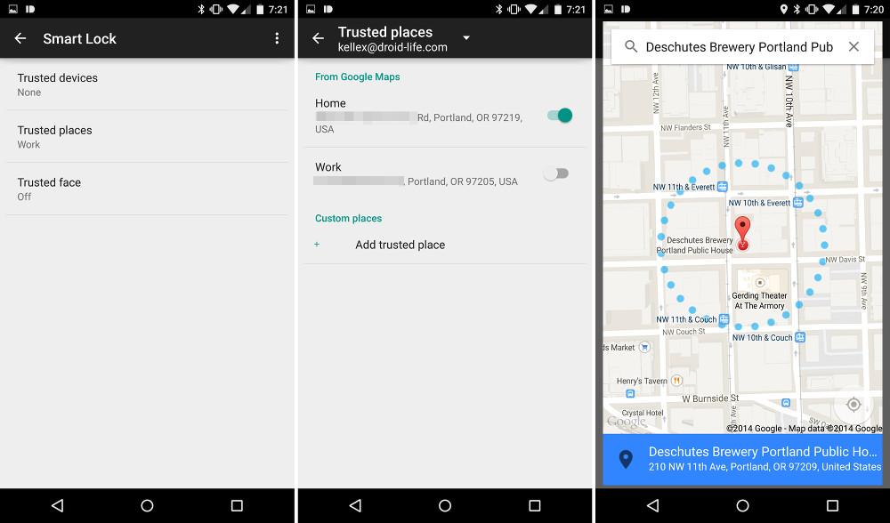 google smart lock chromebook