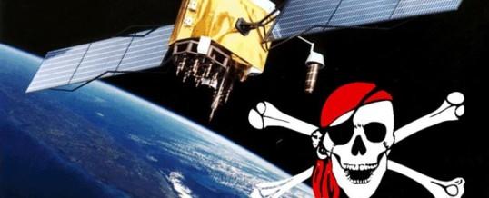Hekerski napadi odslej kar iz vesolja!