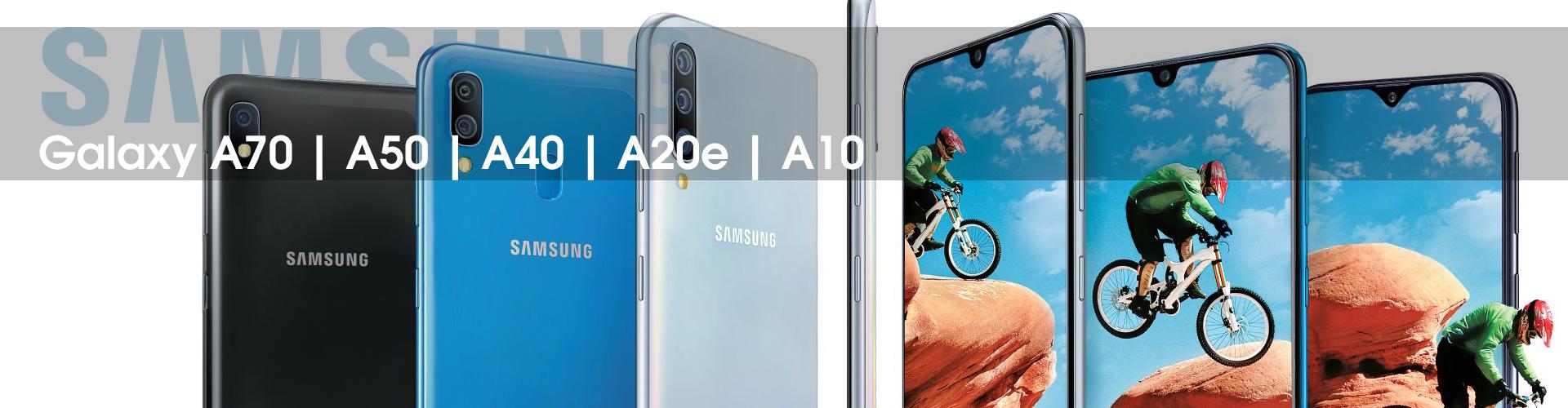 Samsung Galaxy - serija A 2019