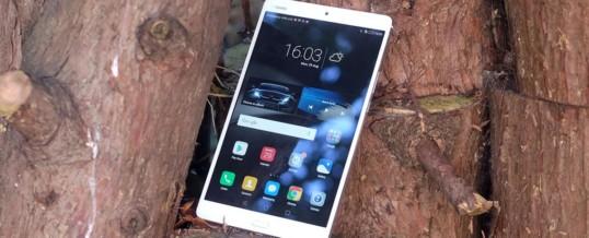 Premium avdio in multimedijska tehnologija – Huawei MediaPad M3