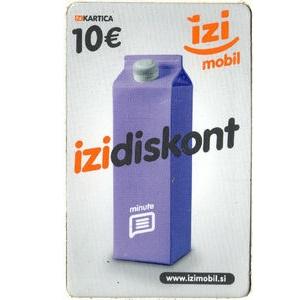 IZI BON 10 EUR