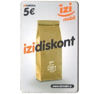 IZI BON 5 EUR