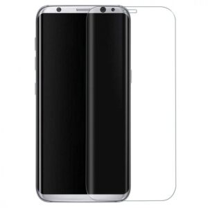 Zaščitno steklo (kaljeno steklo) za Samsung G955 Galaxy S8 Plus Full Cover Super Clear