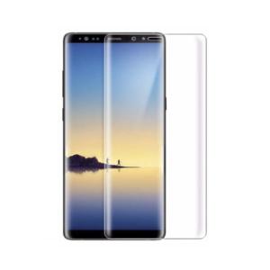 Zaščitno steklo (kaljeno steklo) za Samsung N950 Galaxy Note 8 Full Cover Super Clear