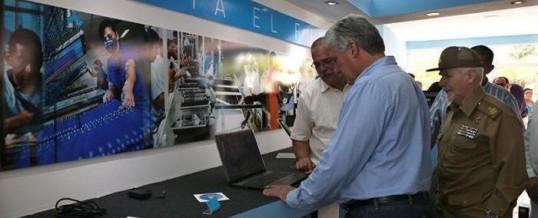 Kuba bo proizvajala prenosnike in tablice