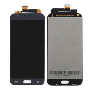 Sprednje nadomestno steklo za Samsung (J330) Galaxy J3 (2017) Black