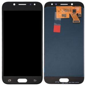 Sprednje nadomestno steklo za Samsung (J530) Galaxy J5 (2017) Black