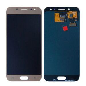 Sprednje nadomestno steklo za Samsung (J530) Galaxy J5 (2017) Gold