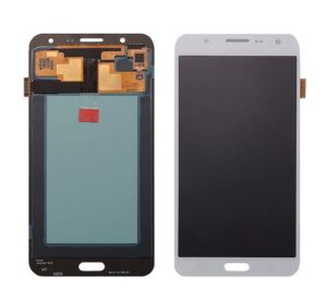 Sprednje nadomestno steklo za Samsung (J710) Galaxy J7 (2016) White