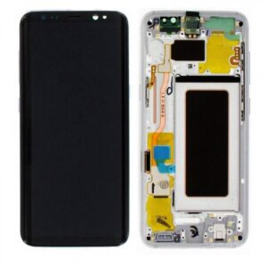 Sprednje nadomestno steklo za Samsung (G950) Galaxy S8 Gold